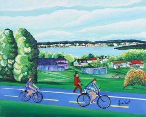 Exposition Juillet-Août: Louise Forest