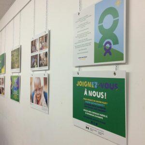 Exposition Oxfam : Regards